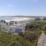 HILLTOP VIEW OF PATERNOSTER