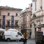 Piazza San Apollinare