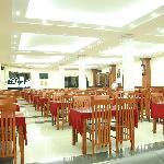 big restaurant