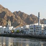 Muttra corniche, Muscat