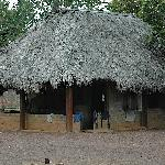 Typica guest hut