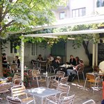 Cafe Cuadro Foto