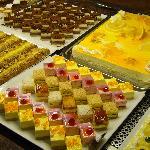 Les gâteaux au dîner 2