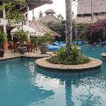 Swimming Pool Sativa Cottages Sanur