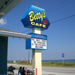 Betty's A1A Cafe