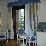 Room 404 with Balcony Door