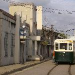 富川 ファンタスティック スタジオその1 市電の写真