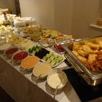 Wedding evening buffet - The Venetia