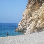 Grotto at Capo Calava - beautiful!