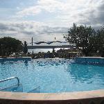 piscine & vue