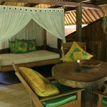 Photo de Pondok Sari Beach Bungalow Resort & Spa