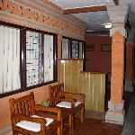 terrasse chambre standard