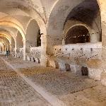 Castell de Sant Ferran Stables