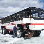 Foto de Columbia Icefield Glacier Discovery Centre