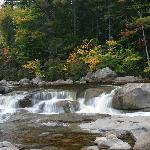 Lower Falls, White Mountains