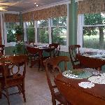 Charming Breakfast Area
