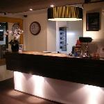 France Hotel - reception