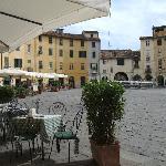 Amphitheatre piazza