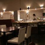 レストラン・ビーチサイドカフェ。