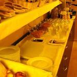 foto sala colazioni