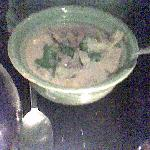 boeuf au curry vert
