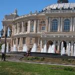 Odesa - The national opera