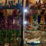 Famous Venetian glass.
