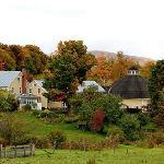 Round Barn Farm in September