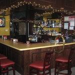 a look at the bar