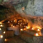 Cave dinner