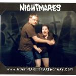 Zoiks. . . Call Scoob and the gang: Our trip to Nightmares Fear Factory, the best haunted house