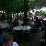 View of the Garden Restaurant