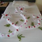 creazioni sul letto