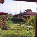 I bungalow del Crystal Bay