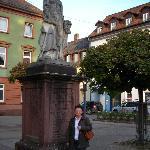 Stadt Eberbach Königin Viktoria Denkmal