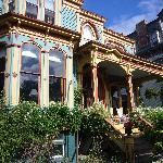 Foto de The Croff House Bed and Breakfast