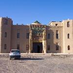 in stile marocchino , come uno ksar