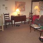Spacious parlor