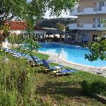 Nafsika Hotel Foto