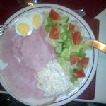Not just any ham salad... Lionels ham salad!!!