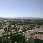 View towards Santa Clara