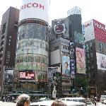 Shopping in the Ginza District