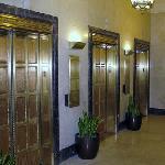 Drury Plaza Elevators