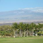 Mauna Kea from the Lanai