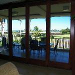 The Lanai-outdoor patio