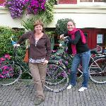 "Cycling in Amster is a ""must-do""."