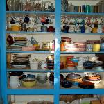 Dishes Galore