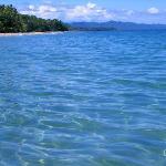 Punta Uva's water