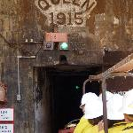 The Queen Mine Entrance