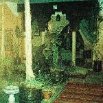 Hall Riad Dar Lila.
